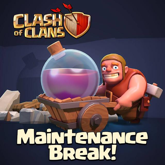 Coc Maintenance Break
