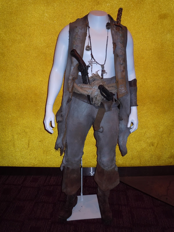 Pirates of the Caribbean 4 Zombie Quartermaster costume