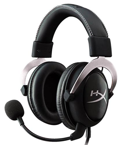HyperX CloudX Pro Gaming Headset