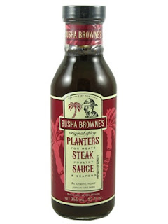 Busha Browne's Planters Steak Sauce