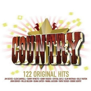V.A. – 122 Original Hits: Country (6CD)