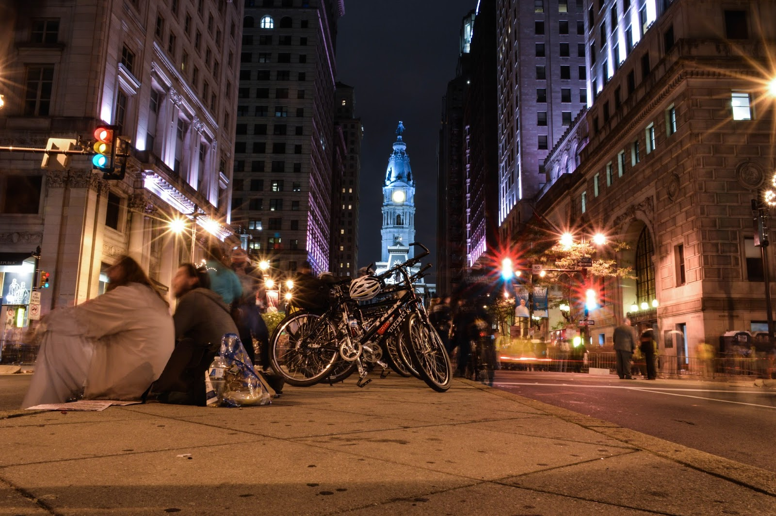 City Hall [PopeInPhilly]