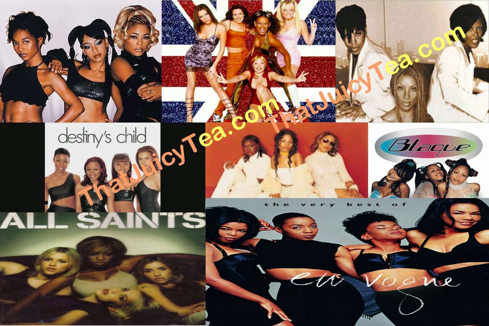 The 90's had some awesome music and though it wasn't the best, compared to the '60s, 70's and '80s, some memorable girl groups were together during the '90s ...