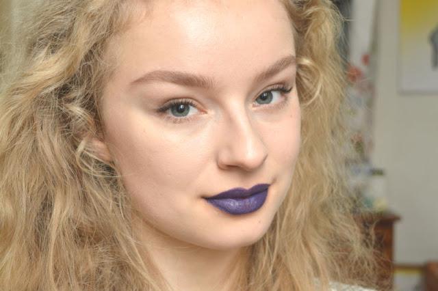 Nicolet Beauty lipstick Ellensue swatch