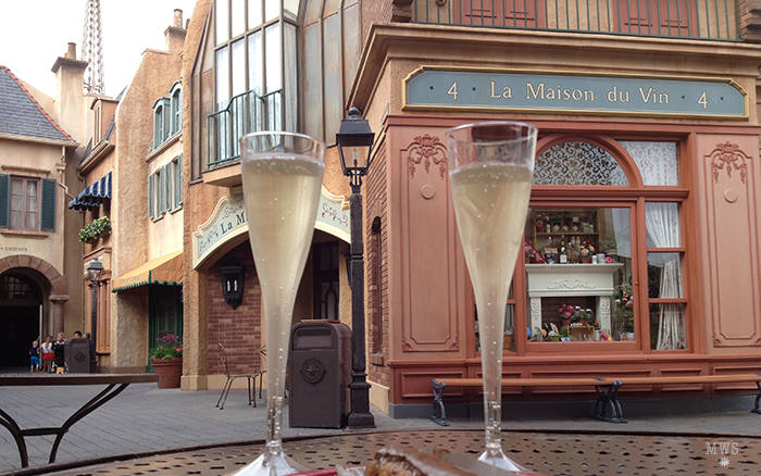 Epcot Parisian Breakfast