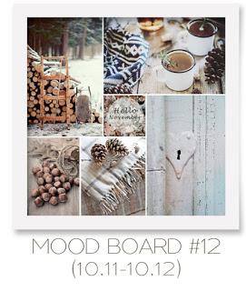+++MOOD BOARD №12 до 10/12