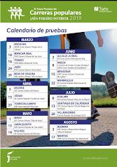 XI GRAN PREMIO DE CARRERAS POPULARES 2019