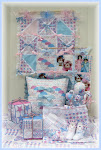 It's A Boy/Girl and It's Raining  Babies Collection of Favors, Fabric, & E-Printables