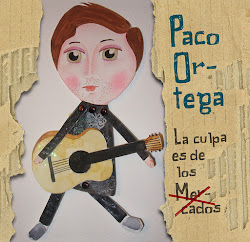 Carátula single de Paco Ortega