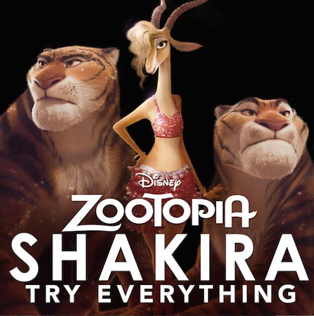 Walt Disney Animation Studios presenta el vídeo musical de 'Zootrópolis'