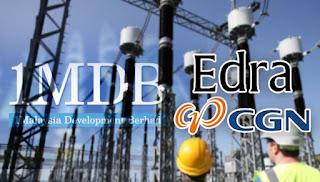 Edra Energy jual semua aset kepada CGN Group dari China