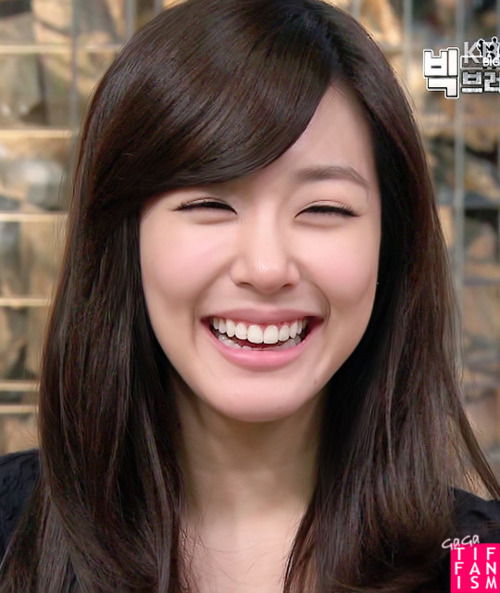 My My SNSD Tiffanys Eye Smile