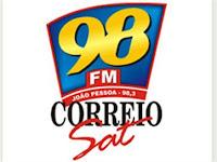 ouvir a Rádio 98 Correio FM 98,3