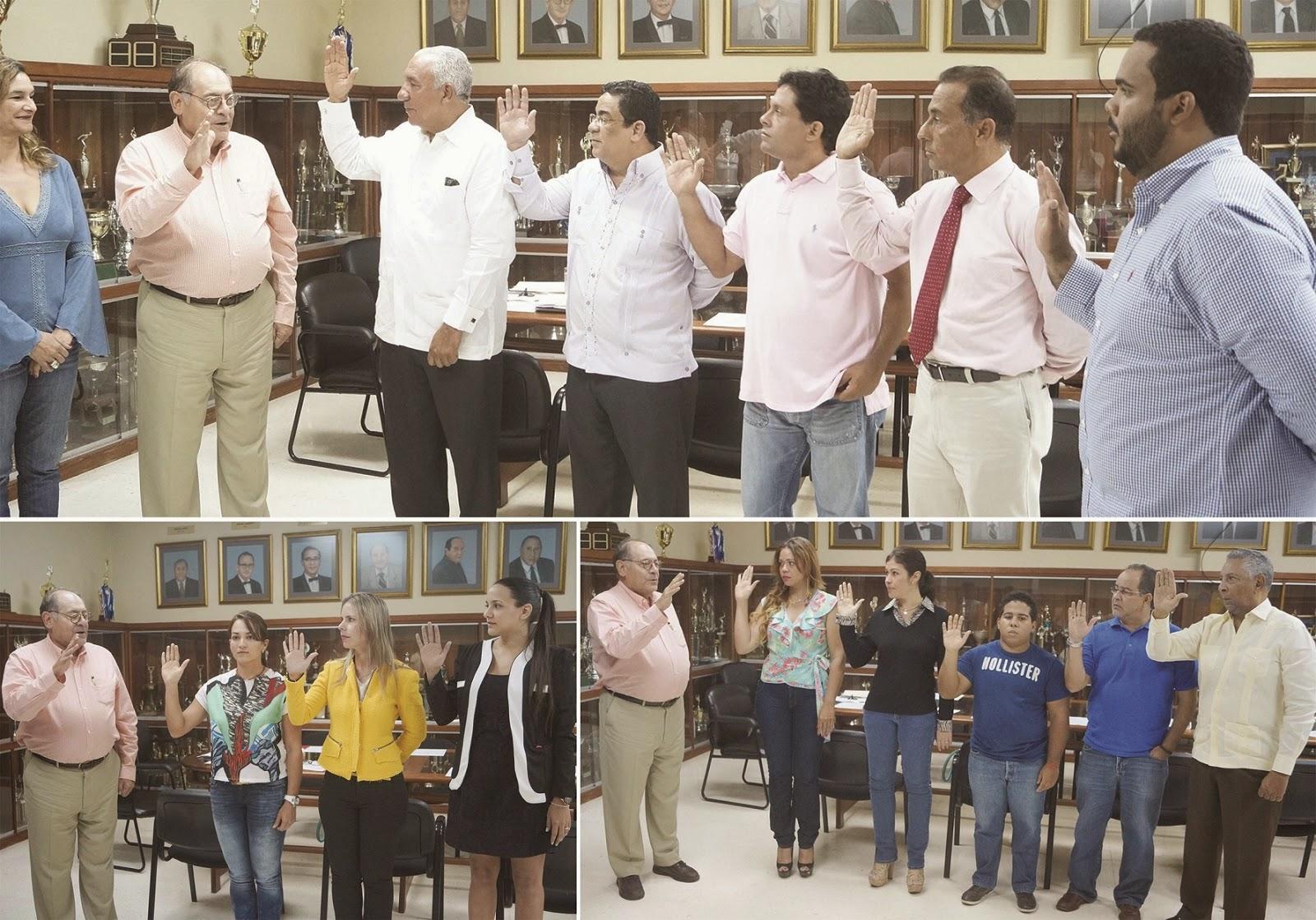 Oleaga, Lehoux y Vásquez nuevos presidentes de las asociaciones de padres de tenis de campo, voleibol y tenis de mesa