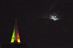Mondlicht...