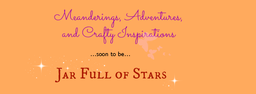 Meanderings, Adventures, and Crafty Inspirations