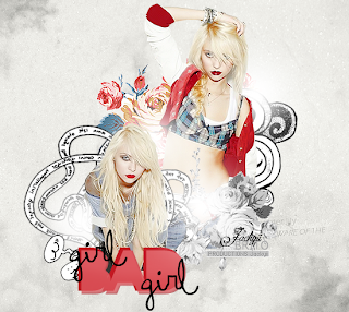 bad girl collage no pfs