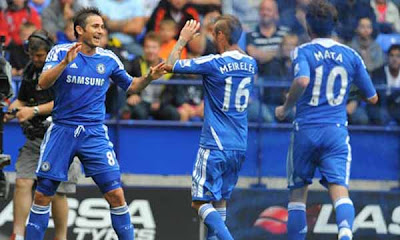Bolton Wanderers 1 - 5 Chelsea FC (3)