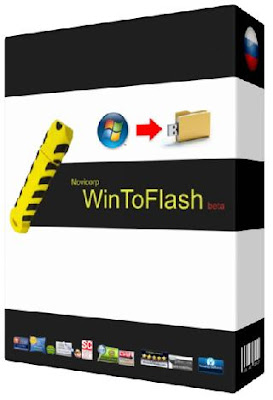 Novicorp WinToFlash 0.7.0054 beta