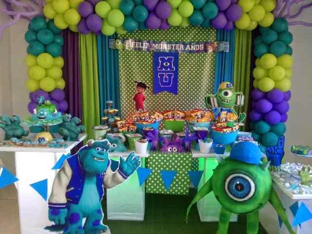 Hermosas decoraciones de fiestas infantiles - Decoracion fiesta de cumpleanos infantil ...