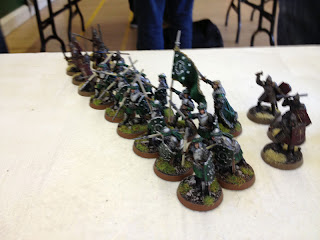 The Hobbit SBG Arvedui last king warband