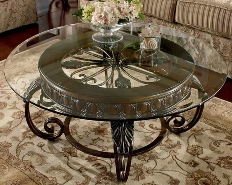 Round Glass Coffee Tables A Classic Updated Glass Table Top : bjghjg from www.glasstabletop.us size 750 x 600 jpeg 81kB
