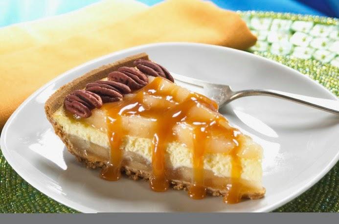 Apple Cheesecake Pie Recipe