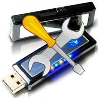 Repair Flash Disk Write-Protected
