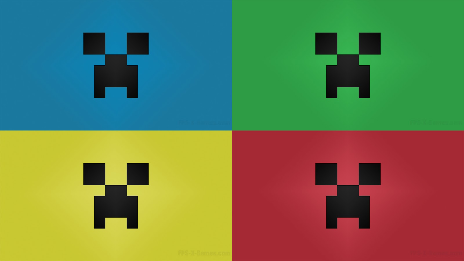 Cool Wallpaper Minecraft Desktop - primary-colors-minecraft-creeper-desktop-wallpaper  Pictures_924983.jpg