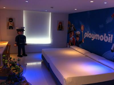 Gibt es ein Spielzeug Hotel?   ¿Existe un Hotel del Juguete?