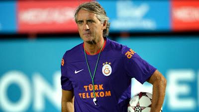 Roberto Mancini: Kolayı seçseydim, maçı evden izlerdim..