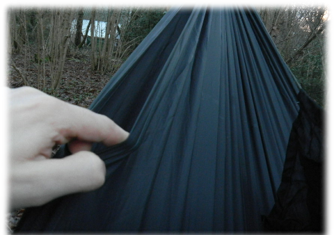 Single vs double layer hammock