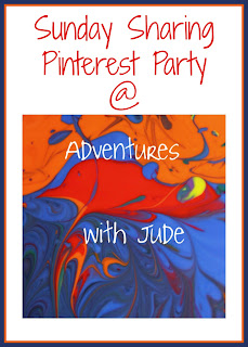 Sunday Sharing Pinterest Party