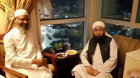 Maulana Tariq Jameel & Dr. Zakir Naik