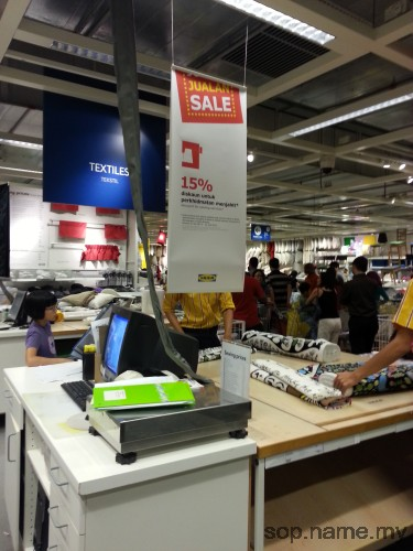 Textile IKEA