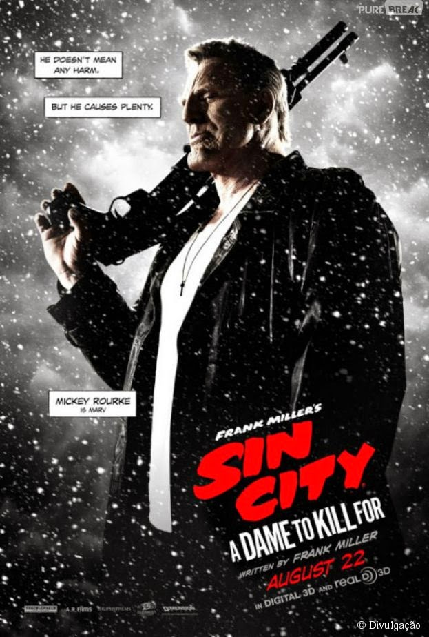 Sin City 2: A Dama Fatal Legendado