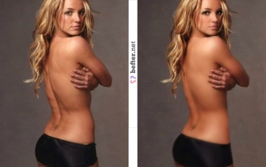 Celebrities before and after photoshopCelebrity Before And After