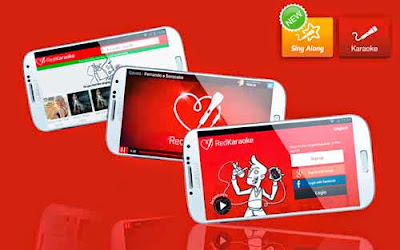 Red Karoke Android