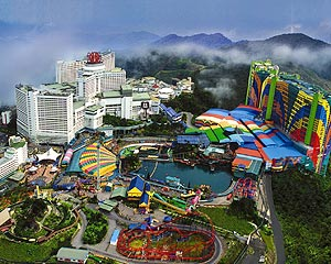 Pahang - State And Attractions-Genting Highland