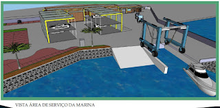Project Polo Marine - Marina - Projeto Pólo Marítimo
