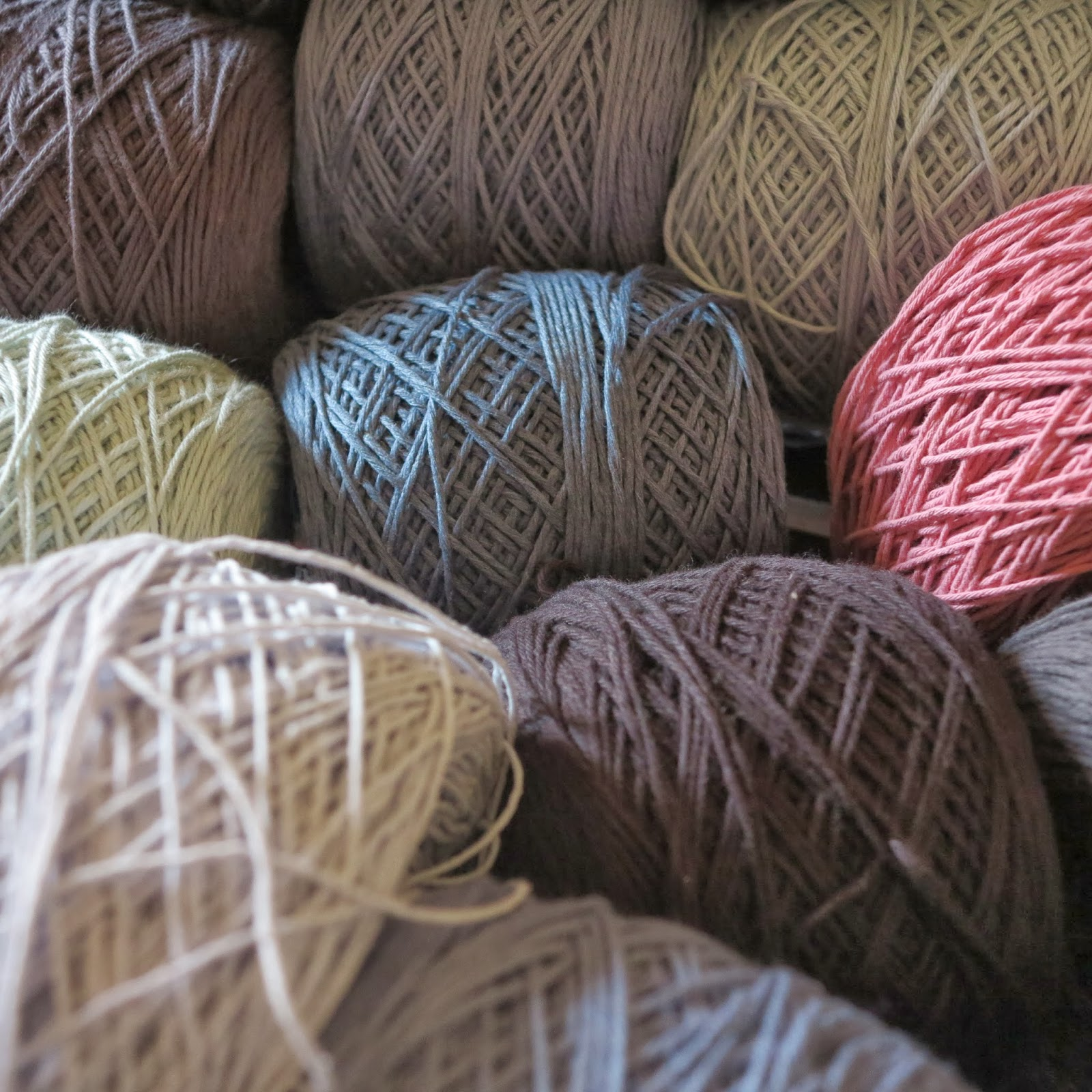 ByHaafner, yarn, cotton