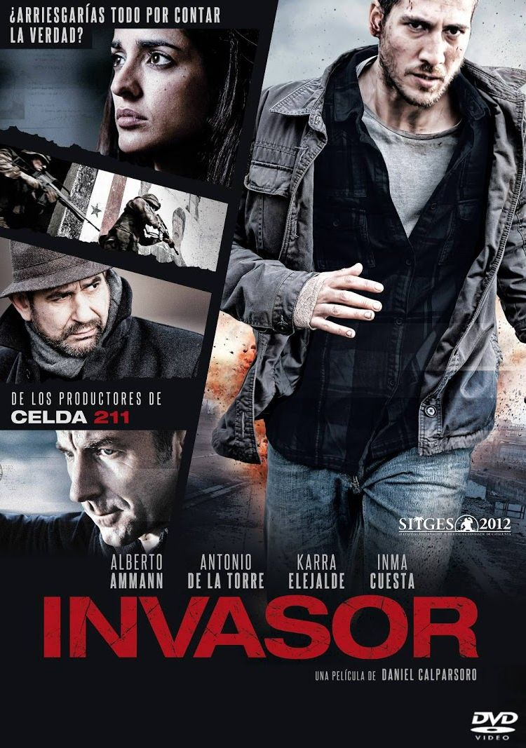Download - Invasor – BRRip AVI + RMVB Legendado ( 2013 )