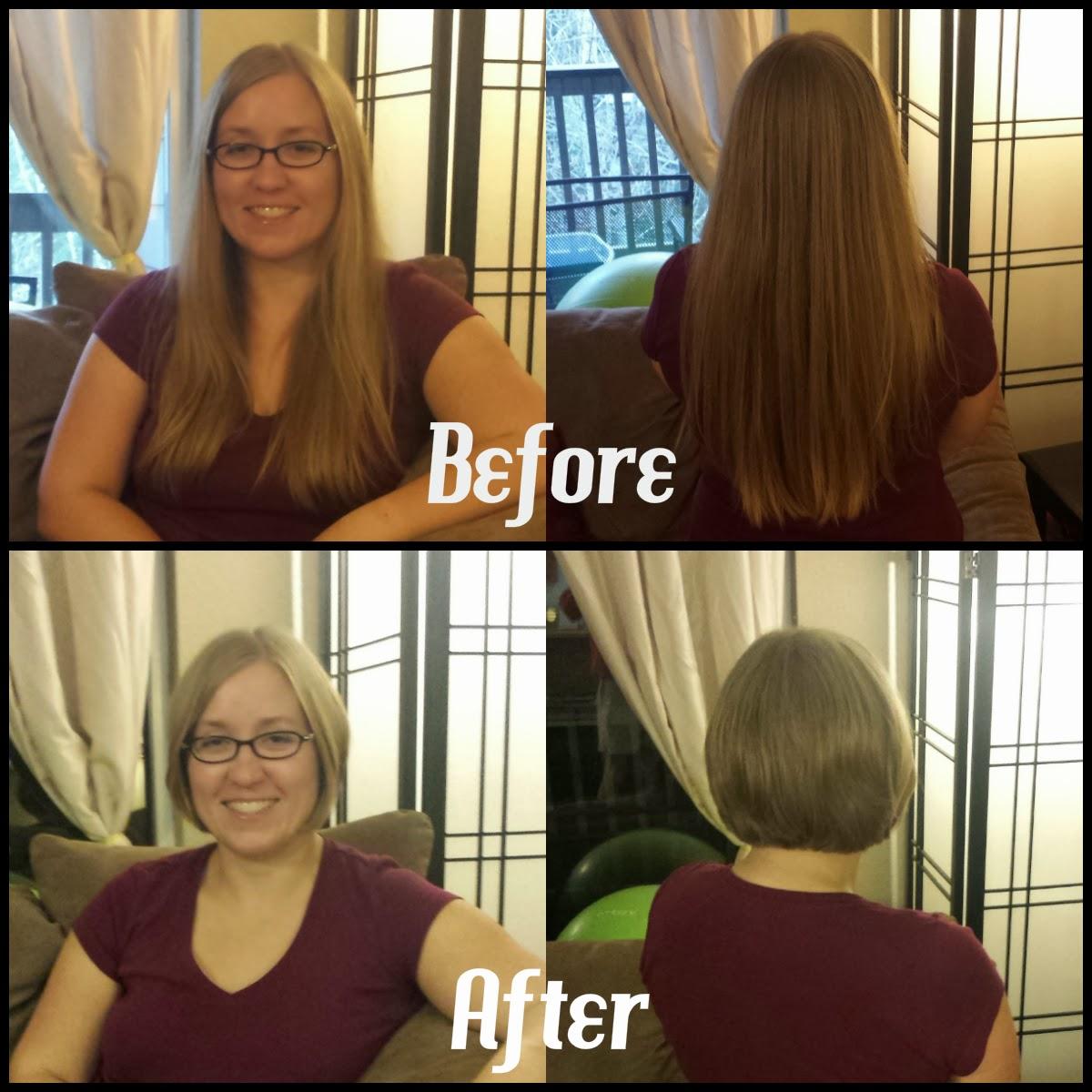 Balancing Meanderings Donating Hair To Cwhl