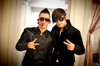 taeyang and se7en
