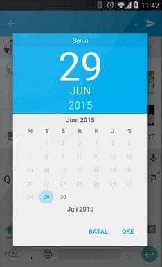 Mengatur jadwal postingan di publikasikan