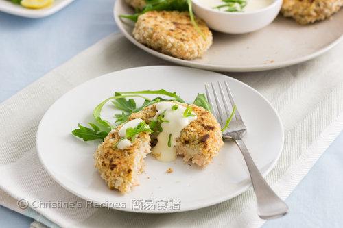 三文魚餅 Salmon Fish Cakes02