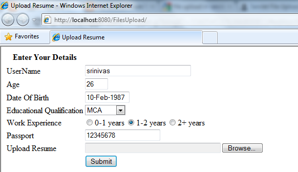 Where to put date of birth on resume