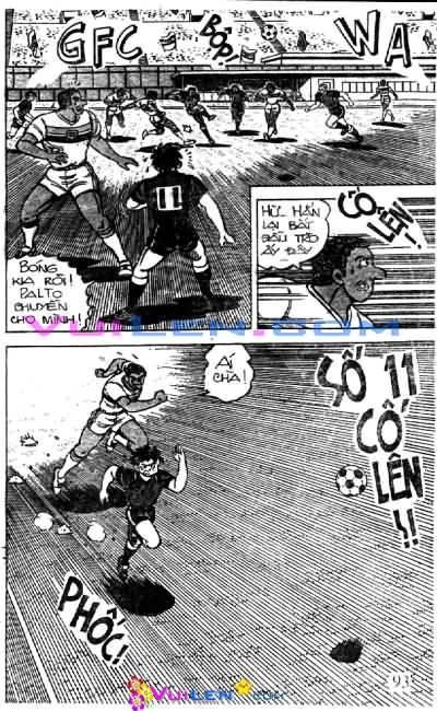 Jindodinho - Đường Dẫn Đến Khung Thành III  Tập 23 page 93 Congtruyen24h