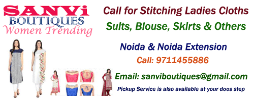 Sanvi Boutiques in Noida & Noida Extension