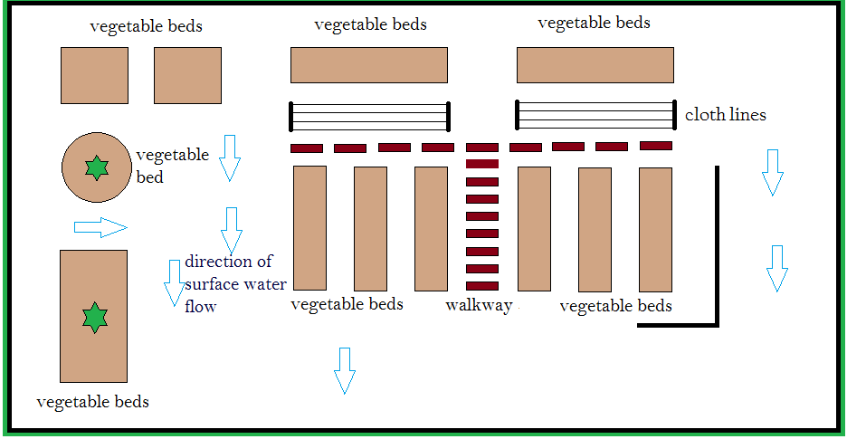Small vegetable garden plans ideas - My Little Vegetable Garden June 2012